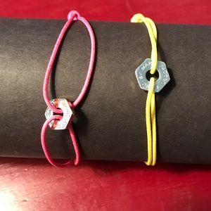 Marc Jacobs  bolt Bracelets