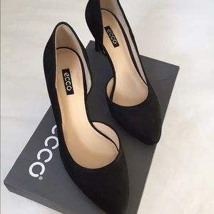 Ecco Shoes - Ecco Black Taylor Pumps NWB