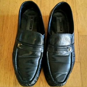 Florsheim Other - Florsheim Black Leather Dress Shoes