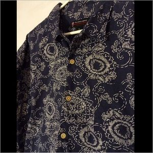 Polo by Ralph Lauren Other - VTG Polo jeans company button up Hawaiian/ floral!