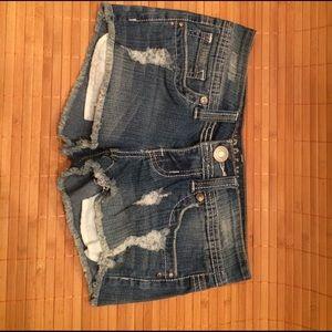 Hydraulic Pants - Hydraulic jean shorts size 1/2 NWOT