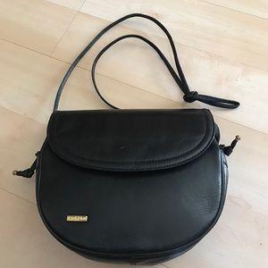 Koret Handbags - Vintage black Koret leather purse