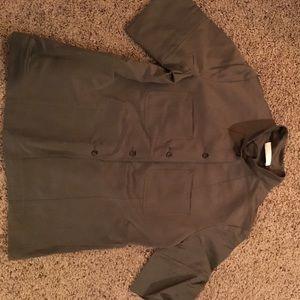 Chloe Tops - Chloe Button Shirt