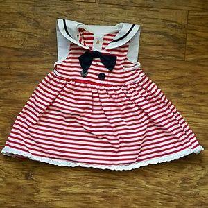 Other - Adorable sailor dress