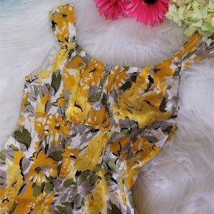 Summer dress, vintage style