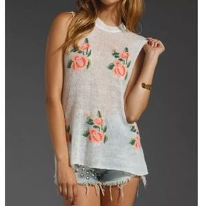 Wildfox Tops - WILDFOX COUTURE Pullover Top Bohemian Layering Tee