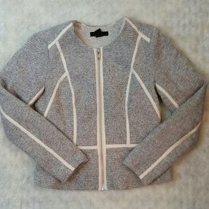 Jackets & Blazers - Super cute Fitted Tweed Jacket
