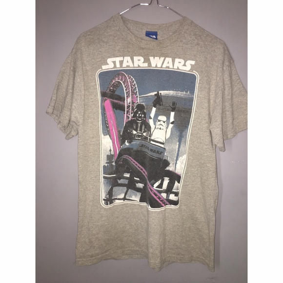 Other - STAR WARS Darth Vader and Storm Trooper T shirt