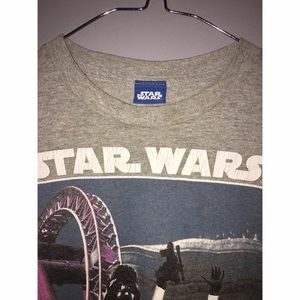 Shirts - STAR WARS Darth Vader and Storm Trooper T shirt
