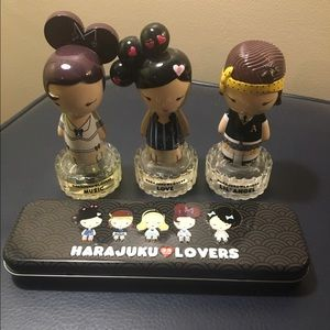 Harajuku Lovers Other - ✨Harajuku Lovers Bundle of Perfumes✨