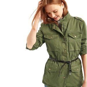 GAP Classic Utility Jacket ⚙️ Like New! Medium