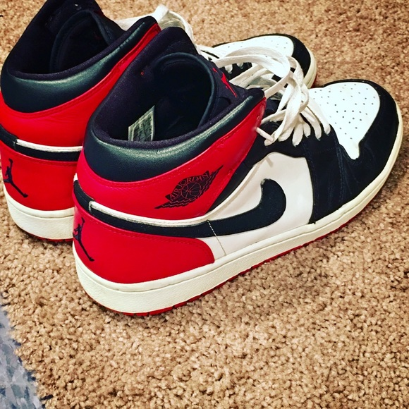 cheap for discount fb0ee 55c30 06' black toe 1's size 10 trades possible