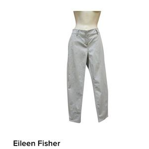 Eileen Fisher Pants - ⬇️Eileen Fisher Petites Organic Cotton Ankle Pants
