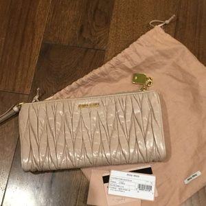 Miu Miu Handbags - AUTHENTIC MIU MIU WRISTLET