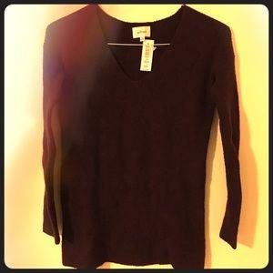 wilfred Sweaters - NWT Wilfred Women's Maroon Sweater XXS