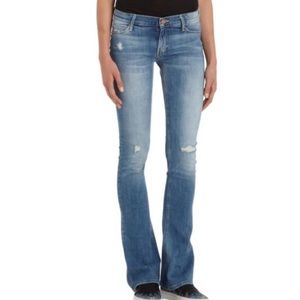 MOTHER Denim - MOTHER The Runway Skinny Flare Jeans, 24 NWT
