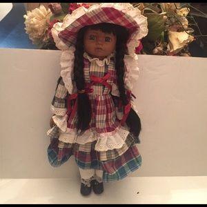 Vintage doll 15' Tall