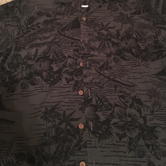 80 Off Tommy Bahama Other Tommy Bahama Men 39 S Black And