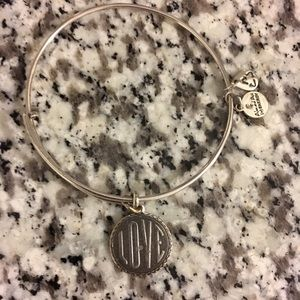 Jewelry - Alex and Ani Love bracelet