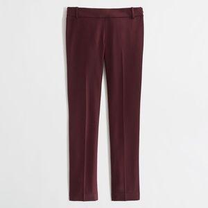 J. Crew Factory Pants - J.crew factory wool winnie pant, 00