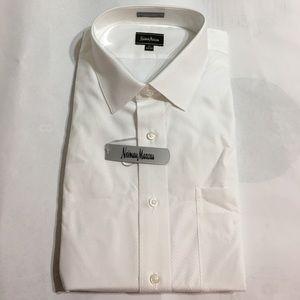 Neiman Marcus Other - Designer 💯 %Cotton Cotton Long Sleeve Dress Shirt