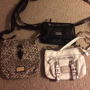 Tommy Hilfiger Handbags - THREE POCKETBOOKS