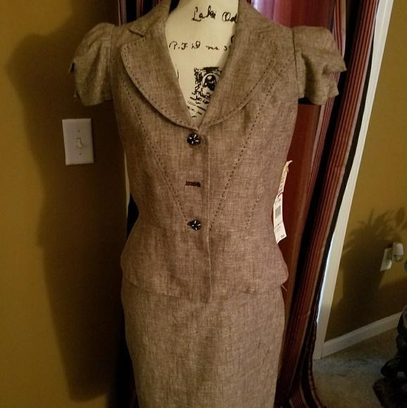 Nine West Dresses Womens Dress Suit Poshmark