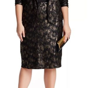 bobeau Dresses & Skirts - Bobeau plus size skirt new with tag office dressy
