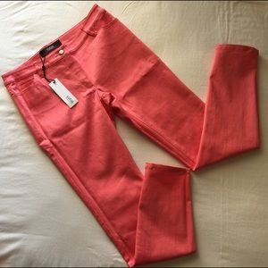 Cut25 by Yigal Azrouel Pants - Cut25 by Yigal Azrouel Women Pants Lemon Size 26