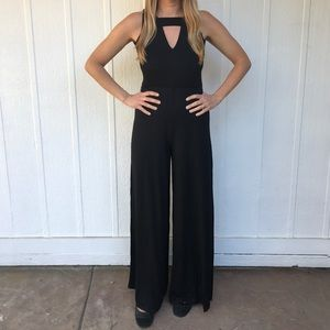 BB Dakota Pants - BB Dakota black romper