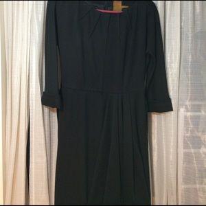 Black Ali Ro winter dress
