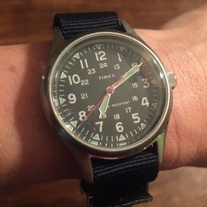 Timex Other - J. Crew Timex stainless steel watch