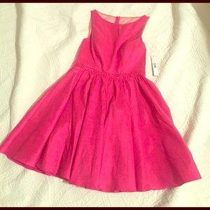 Alex Marie Dresses & Skirts - NWT hot pink midi prom princess dress size 4 💋💔
