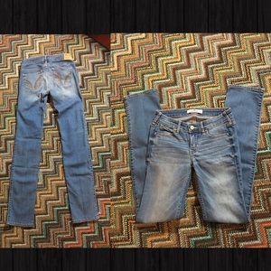Hollister Jeans Sz 0