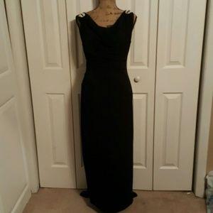 Dresses & Skirts - Stunning Black Dress NWOT