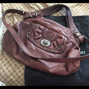 b. makowsky Handbags - B.Makowsky leather handbag
