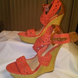 bamboo Shoes - Bamboo new wedges