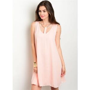 Dresses & Skirts - *TODAY ONLY CLEARANCE* New light pink dress