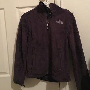 North Face Jackets & Blazers - Northface fuzzy jacket