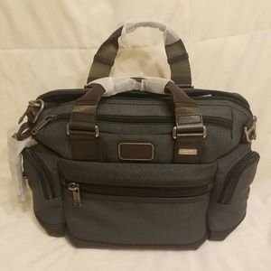Tumi Handbags - TUMI Brooks Slim Brief Alpha Bravo BRAND NEW