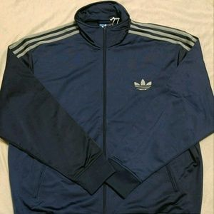 Adidas Firebird Tracktop Jacket Mens XL
