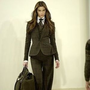 Burberry Jackets & Blazers - Burberry London Signature Plaid Suit Blazer
