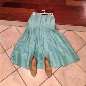 Donna Morgan Dresses & Skirts - Light aqua party dress!!! 👗👗👗