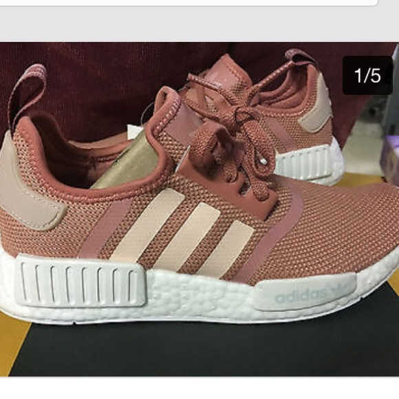 3bac10402bf5e Adidas Shoes - Adidas NMD R1 Pink 7.5 Women s