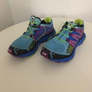 Salomon Shoes - Salomon women's XR mission 1 running shoes.