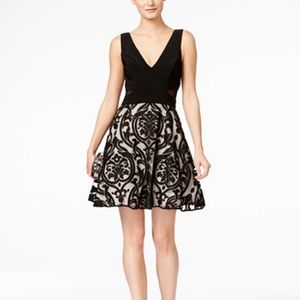 Xscape Dresses & Skirts - Xscape Black semi formal dress