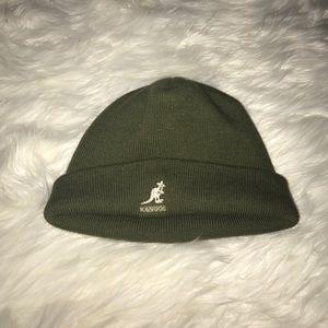 Kangol Accessories - Green beanie