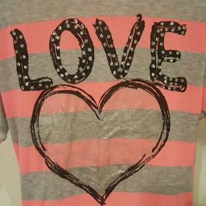 Copper Key Other - Love Copper Key Girls Top