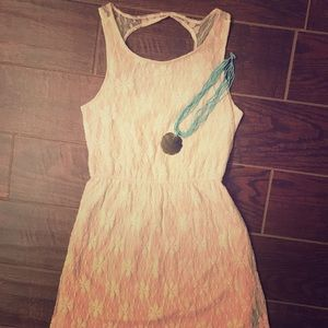 American Rag Dresses & Skirts - Pretty Lace American Rag Dress