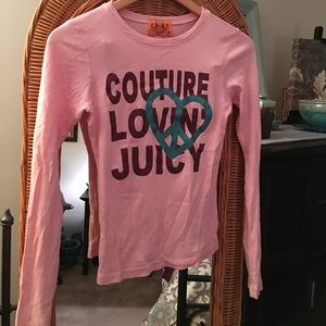 Bird by Juicy Couture Tops - Juicy Couture Long Sleeved T-Shirt